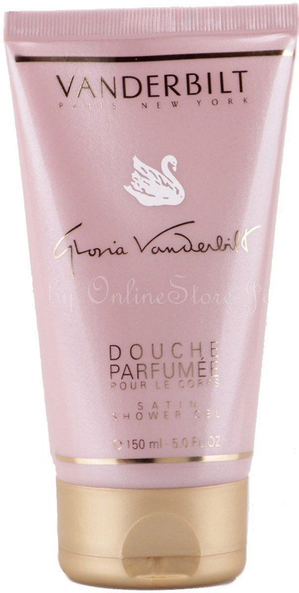 Gloria Vanderbilt Women Body Wash & Cleansing Satin Shower Gel 150ml