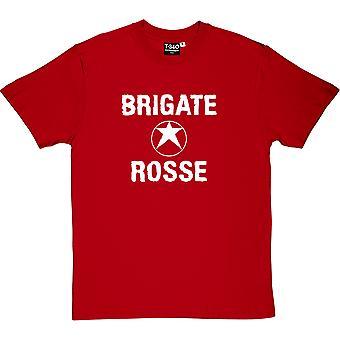 Brigate Rosse Red Men's T-Shirt