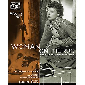 Woman on the Run [Blu-ray] USA import