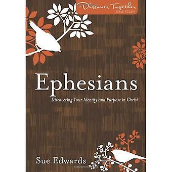 Efesini: Scoprire la vostra identità e lo scopo in Cristo (scoprire insieme studi biblici)