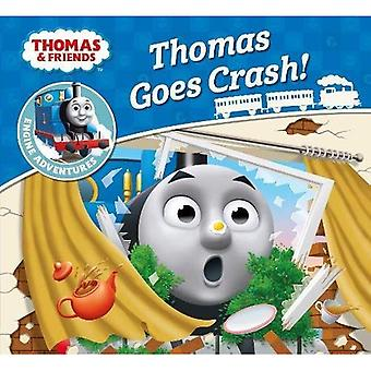 Thomas & vänner: Thomas går Crash (Thomas Engine Adventures)