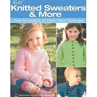 Kids' stickade tröjor och mer