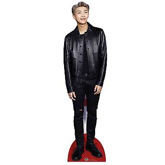 RM from BTS Bangtan Boys Mini Cardboard Cutout / Standee / Standup