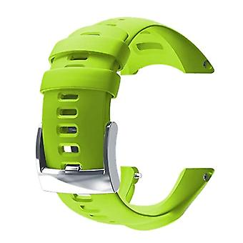 Suunto Ambit3 laufen Silikon, Unisex-Armband Erwachsener, Kalk, Einheitsgröße