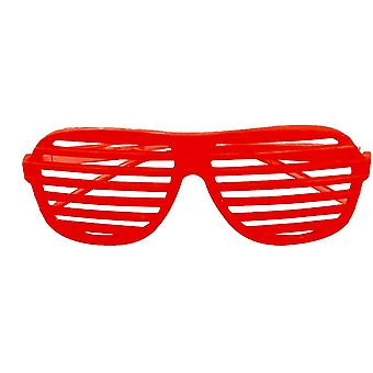 Glasses Slot Neon Orange