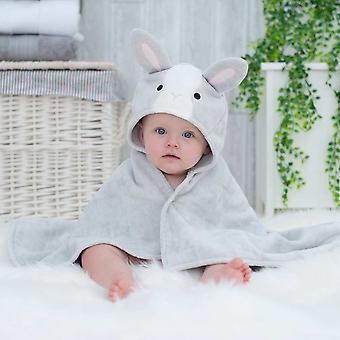Ervilha doce coelho bebê toalha presente conjunto