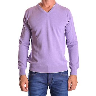 Altea Ezbc048024 Men's Lilac Cotton Sweater