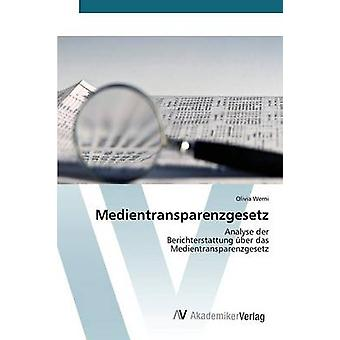Medientransparenzgesetz by Werni Olivia