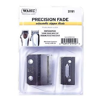 Wahl Precision Fade 2191 2-Hole Adjustable Clipper Blade Set