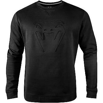 Venum Classic Pullover Sweatshirt - Black/Black