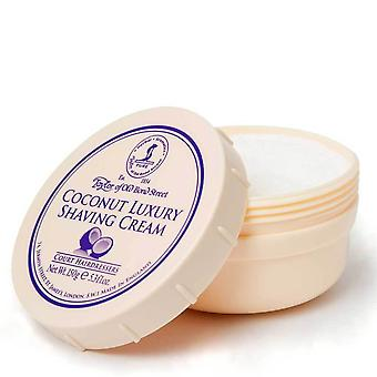 Taylor of Old Bond Street Coconut Luxury Shaving Cream Tub