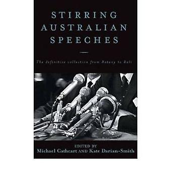 Stirring Australian Speeches - The Definitive Collection - from Botany