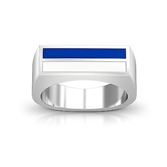 U.S. Air Force Academy Ring In Sterling Silver Design by BIXLER