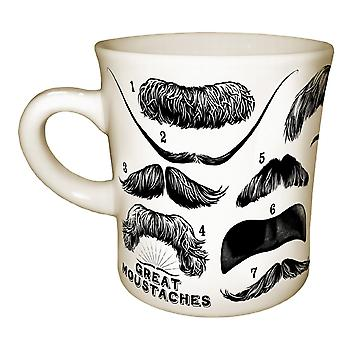 Mug - UPG - Great Moustaches New Coffee Cup 652
