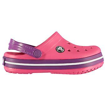 Crocs Kids Croc Band Ajustable Heel Strap Chaussures Sandales Cloggs