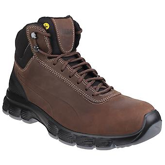 Puma Safety Mens Condor Mid Lace up Safety Boot