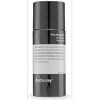Pr -shaving oil - Optimal protection