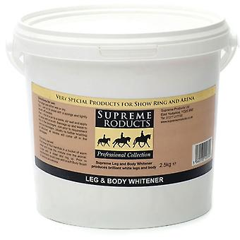 Supreme Products Horse Grooming Leg & Body Whitener 2.5KG