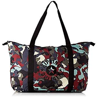 Kipling Art Packable - Multicolored Women's Bucket Bags (Camo L Light) 57x37x18 cm (B x H T)