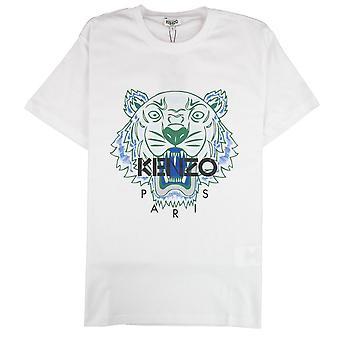 Kenzo Tiger T-shirt branco