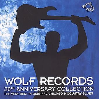 Wolf Records 20th Anniversary Collection - Wolf Records 20th Anniversary Collection [CD] USA import
