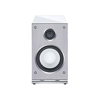 B goods MAGNAT quantum gem high end compact speakers 2 way bass reflex white, 1 pair