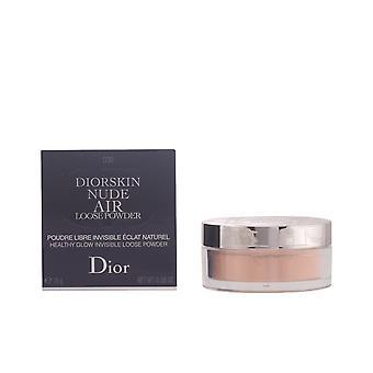 Diane von Furstenberg Diorskin Nude Air Sypký prášek #030-béžová Moyen Pro ženy