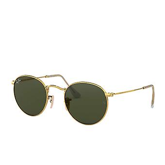 Ray-Ban Classic Metal Round Gold Sunglasses