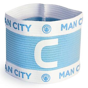 Manchester City Captains Arm Band