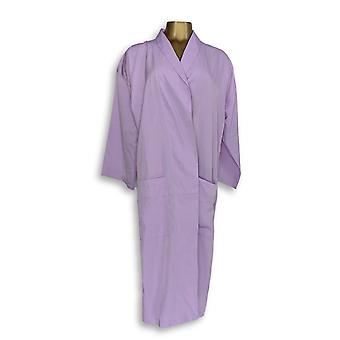 Magellan's Women's Robes S/M Microfiber Lightweight Lilac Purple