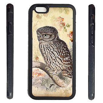 iPhone 6 shell with owl chic picture