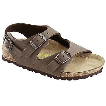 Birkenstock Kids Roma 233073 Mokka, Kids Classic 3 rem sandal