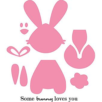 Marianne Design Collectables Cutting Dies – Bunny