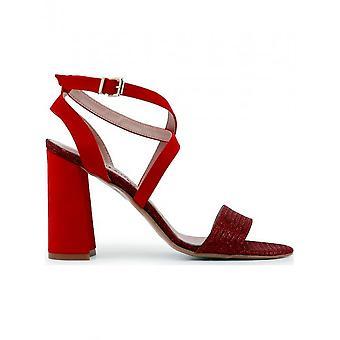 Paris Hilton - Shoes - Sandal - 89_ROSSO - Women - Red - 39