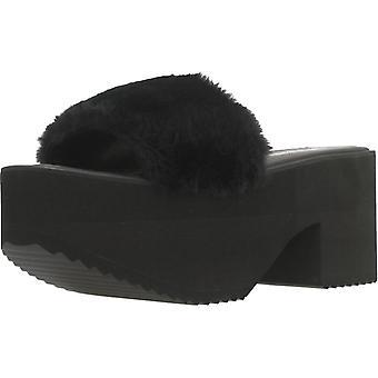 Clover Sandals 89835 Color Black