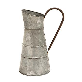 Galvanized Watering Jug With Classic Style Design