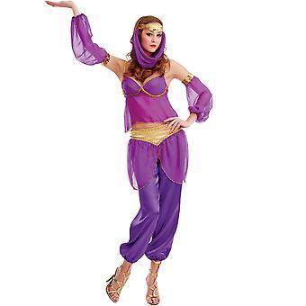 Steamy Genie Adult Costume, L