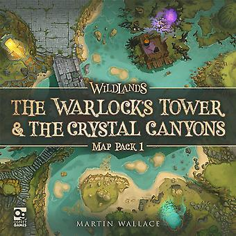 Wildlands Map Pack 1 The Warlocks Tower & The Crystal Canyons