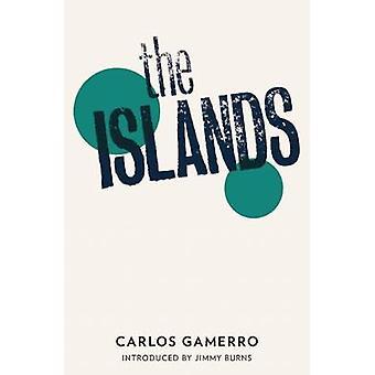 جزر كارلوس جاميرو-إيان بارنيت--جيمي بيرنز--978190827