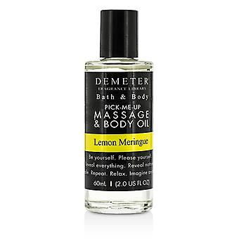 Demeter Lemon Meringue Hieronta & Body Oil 60ml/2oz