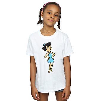 The Flintstones Girls Betty Rubble Classic Pose T-Shirt