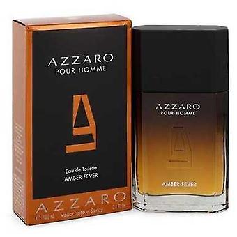 Azzaro Amber Fever By Azzaro Eau De Toilette Spray 3.4 Oz (men) V728-544484