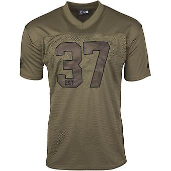 New Era NFL Jersey Mesh Trikot - CAMO Los Angeles Rams