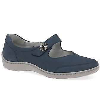Waldlaufer Sugar Womens Mary Jane Shoes