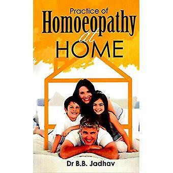 Prática da Homeopatia em Casa pelo Dr. B B Jadhav