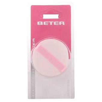 Beter Double sided make up powder puff, cotton (Makeup , Accessories)