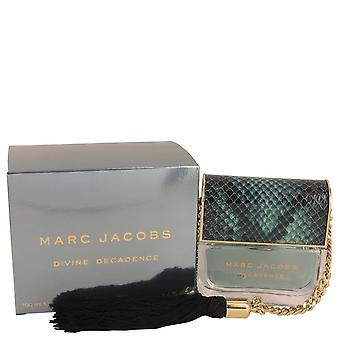 Divine decadence eau de parfum spray by marc jacobs 533783 100 ml