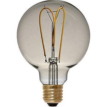 Segula LED (monochrome) EEC B (A++ - E) E27 Globe 4 W = 15 W Gold (Ø x L) 125 mm x 180 mm dimmable, Filament 1 pc(s)