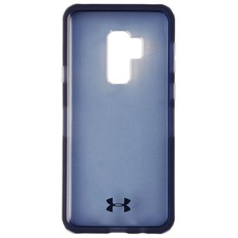 Under Armour UA Protect Verge Case for Galaxy S9 Plus - Translucent Navy/Navy