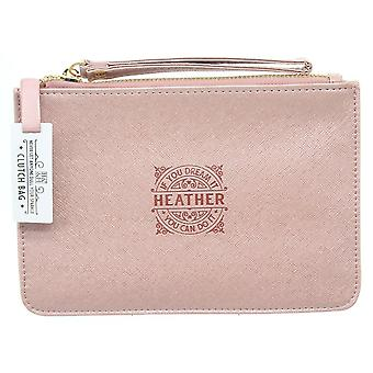 Geschichte & Heraldik Heather Clutch Bag
